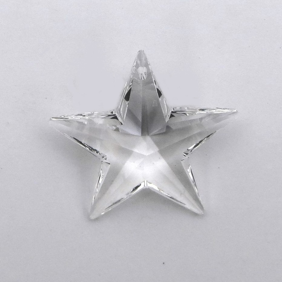 Wind Spinner Crystal 40mm Star