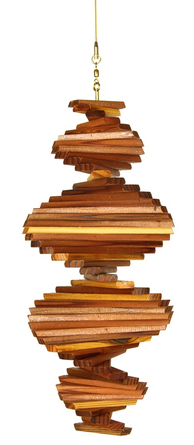 Helix redwood wind spinner 12 inch